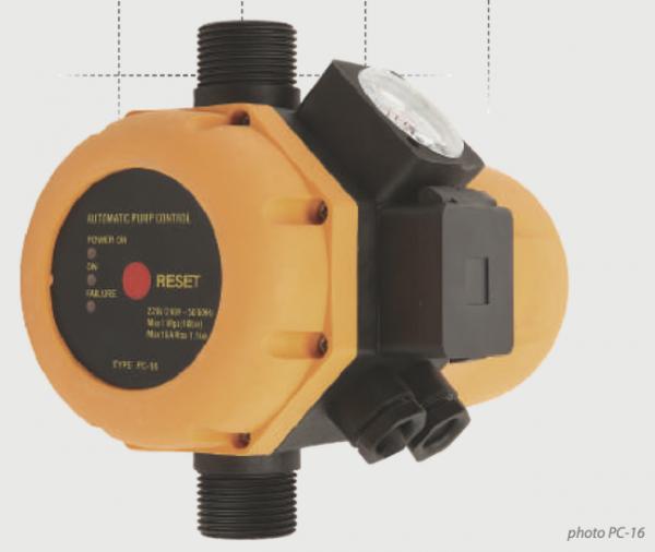Pumpensteuerung PC 16