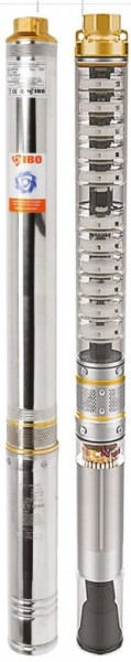 4SD IBO Pumpe Serie
